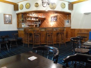 Doune Braes public bar